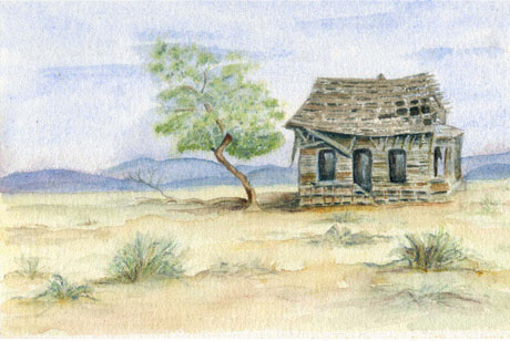 Sierra Valley Homestead